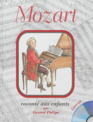 Mozart raconté aux enfants - Georges DUHAMEL - laflutedepan.com