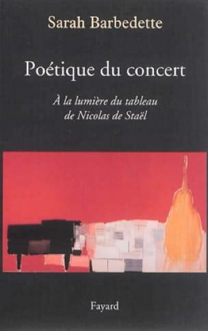 Poétique du concert : à la lumière du tableau de Nicolas de Staël - laflutedepan.com
