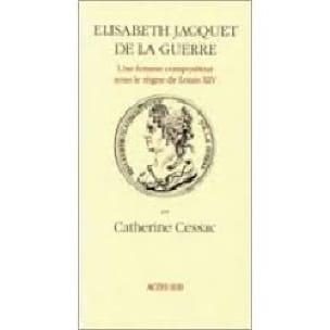 Elisabeth Jacquet de la Guerre : une femme compositeur sous le règne de Louis XI - laflutedepan.com