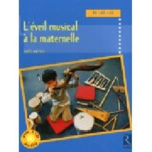 Agnès MATTHYS - The musical awakening in kindergarten - Livre - di-arezzo.co.uk