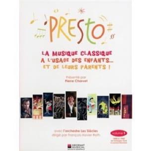 PRESTO: La musique classique à l'usage des enfants... et de leurs parents! - laflutedepan.com