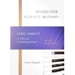 Johann PUPPETTO - Progress faster on the piano - Livre - di-arezzo.com