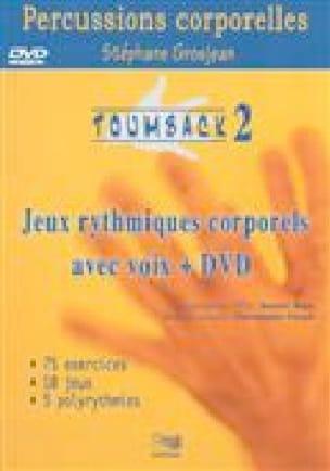 Toumback vol 2: Percussions corporelles - laflutedepan.com