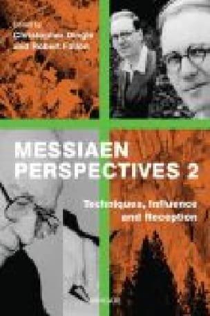 Messiaen perspectives vol 2 - Christopher DINGLE - laflutedepan.com