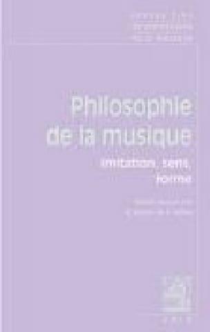 Philosophie de la musique : imitation, sens, forme - laflutedepan.com