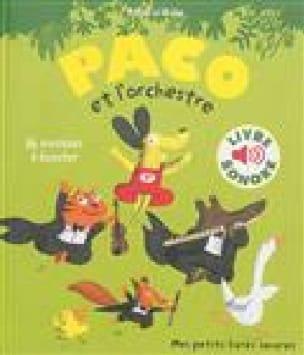 LE HUCHE Magali - Paco y la orquesta: 16 canciones para escuchar - Livre - di-arezzo.es