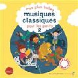Mes plus belles musiques classiques pour les petits, vol 2 - laflutedepan.com