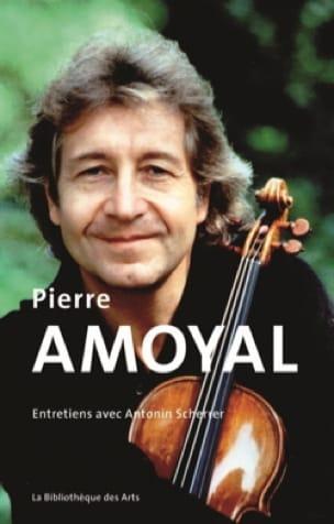Pierre Amoyal - Antonin SHERRER - Livre - laflutedepan.com