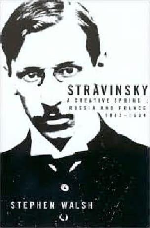 Stravinsky - Stephen WALSH - Livre - Les Hommes - laflutedepan.com