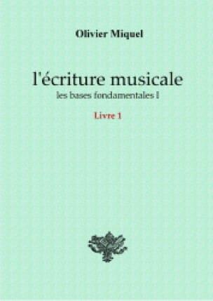 Ecriture Musicale les Bases Fondamentales vol 1 - laflutedepan.com