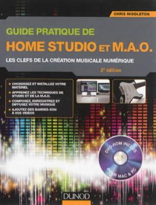 Guide pratique de home studio et MAO : les clefs de la création musicale numériq - laflutedepan.com