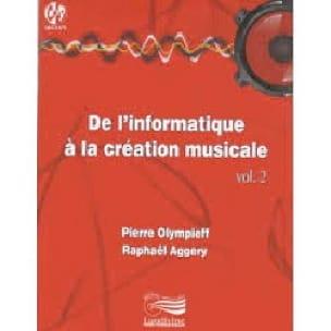 De l'Informatique à la création musicale (vol 2) - laflutedepan.com