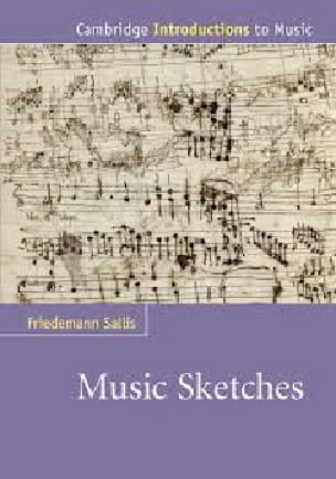 Music Sketches - Friedemann SALLIS - Livre - laflutedepan.com