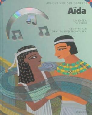 Aïda - VERDI - Livre - Découverte des oeuvres - laflutedepan.com