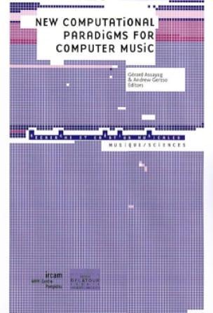 New computational paradigms for computer music - laflutedepan.com