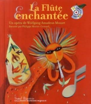 Thierry BEAUVERT - La flûte enchantée : Un opéra de Wolfgang Amadeus Mozart - Livre - di-arezzo.fr