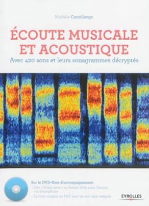 Écoute musicale et acoustique - Michèle CASTELLENGO - laflutedepan.com