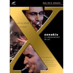 Xenakis : Le dépassement de soi - DVD - XENAKIS - laflutedepan.com