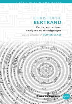 Christophe Bertrand : écrits, entretiens, analyses et témoignages - laflutedepan.com