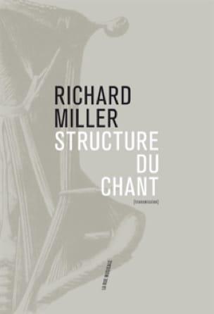 Richard MILLER - Estructura de la canción: pedagogía sistemática del arte de cantar - Livre - di-arezzo.es