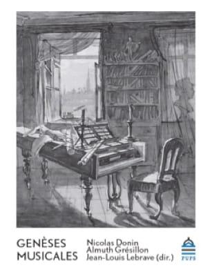 Genèses musicales - Collectif - Livre - laflutedepan.com