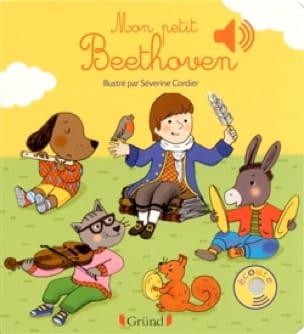 Mon petit Beethoven - Séverine CORDIER - Livre - laflutedepan.be
