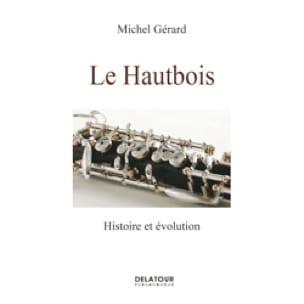 Le Hautbois - Michel GÉRARD - Livre - laflutedepan.com
