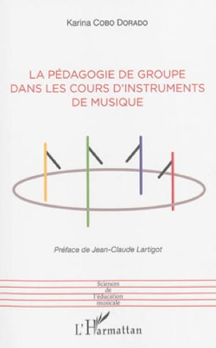 COBO DORADO Karina - Group Pedagogy in Musical Instrument Classes - Livre - di-arezzo.co.uk
