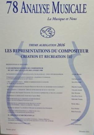 Analyse Musicale n° 78 THEME AGREGATION 2016 - laflutedepan.com