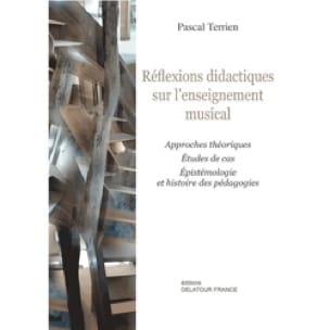Pascal TERRIEN - Didactic reflections on music education - Livre - di-arezzo.com