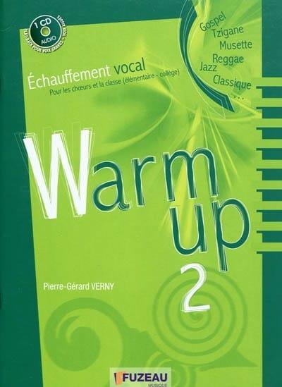 Warm up, vol. 2 - VERNY Pierre-Gérard - Livre - laflutedepan.com