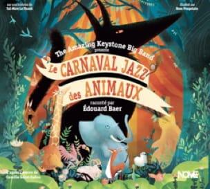 LE THANH Taï-Marc / POUPELAIN Rose - The animal jazz carnival - Livre - di-arezzo.com