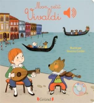 Mon petit Vivaldi - Séverine CORDIER - Livre - laflutedepan.com