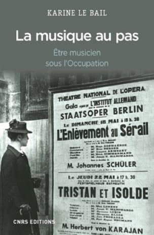 La musique au pas : être musicien sous l'Occupation - laflutedepan.com