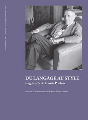 Du langage au style : singularités de Francis Poulenc - laflutedepan.com