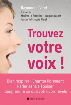 Raymonde VIRET - Find your voice! - Livre - di-arezzo.co.uk