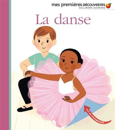 La danse - BORDET-PETILLON Sophie - Livre - laflutedepan.com
