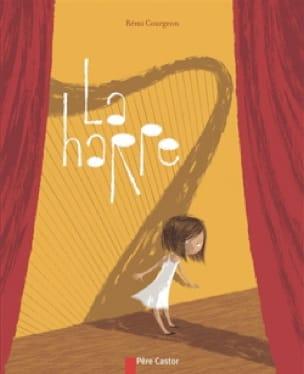 La Harpe - Rémi COURGEON - Livre - laflutedepan.com