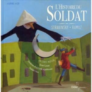 L'histoire du soldat - laflutedepan.com