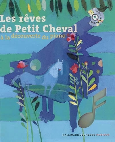 Leigh SAUERWEIN - The Piano - Los sueños de Petit Cheval - Livre - di-arezzo.es
