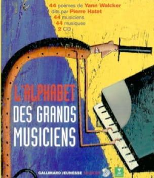 L'alphabet des grands musiciens - Yann WALCKER - laflutedepan.com