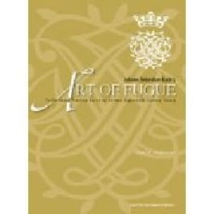 Johann Sebastian Bach's Art of fugue - laflutedepan.com