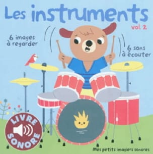 Marion BILLET - The Instruments, vol. 2 - Livre - di-arezzo.es