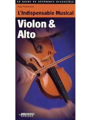 L'Indispensable musical - Violon et alto - laflutedepan.com