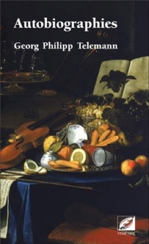 Autobiographies - TELEMANN - Livre - Les Hommes - laflutedepan.com