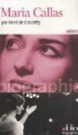 Maria Callas - CECCATTY René DE - Livre - laflutedepan.com