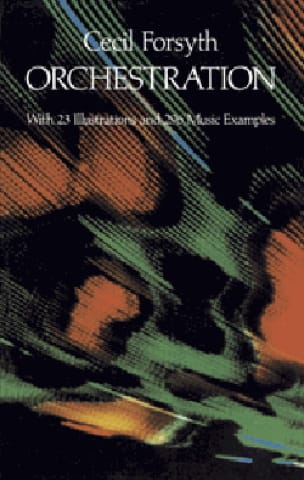 Orchestration - Cecil FORSYTH - Livre - laflutedepan.com