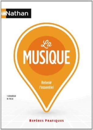 BENARDEAU Thierry / PINEAU Marcel - The music - Livre - di-arezzo.co.uk