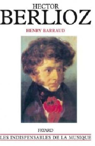Hector Berlioz - Henry BARRAUD - Livre - Les Hommes - laflutedepan.com