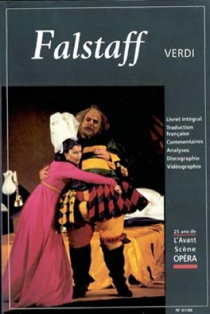 Avant-scène opéra (L'), n° 87-88 : Falstaff - VERDI - laflutedepan.com